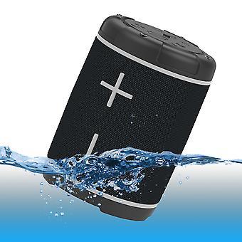 Hopestar P1 IPX7 Submersible Wireless Speaker Black