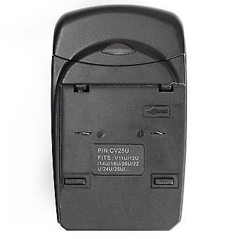 Battery Charger for JVC BN-V11U BN-V25U Panasonic PV-BP18 PV-10 PV-BP17 PV-BP15