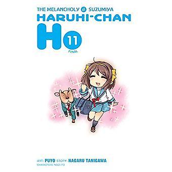 Melankolin av Suzumiya Haruhi-chan, Vol. 11