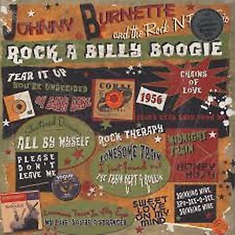 The Johnny Burnette Trio – Rock A Billy Boogie Vinyl