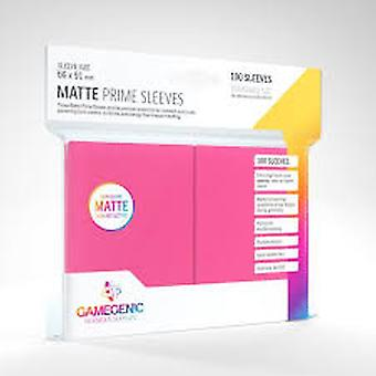 Gamegenic Matte Prime Pink - 100 maniche