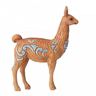 Mini Llama (Jim Shore) Figurine