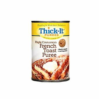 Thick-It Puree 15 oz Maple Cinnamon French Toast Flavor, 1 Each