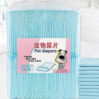 Super absorpční pet plenky psí trénink pee pads