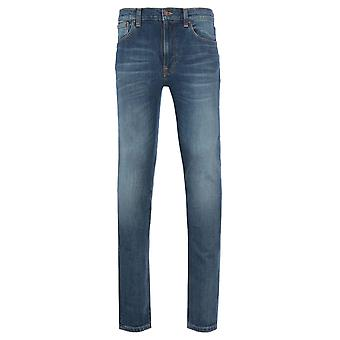 Nudie Jeans Co Lost Legend Slim Fit Lean Dean Jeans
