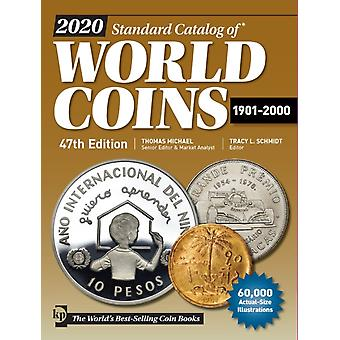 2020 Standard Catalog of World Coins 19012000 by Michael & Thomas