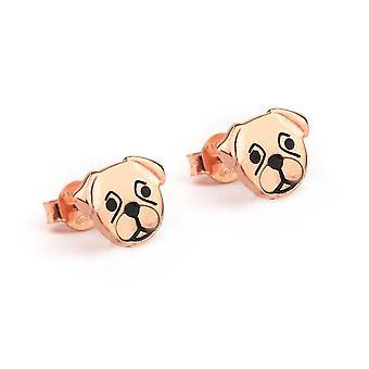 Jack & co pets - pug earrings jce0841