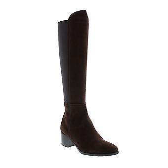 Aquatalia Adult Womens Nova Suede Elastic Knee High Boots