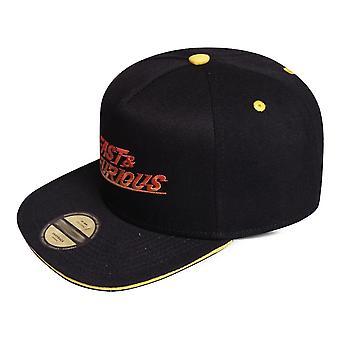 Gradiënt Logo Snapback Baseball Cap