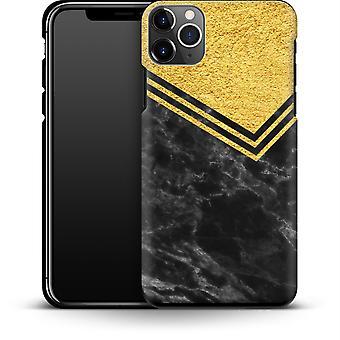 Gold Marmor von caseable Designs Smartphone Premium Case Apple iPhone 11 Pro Max