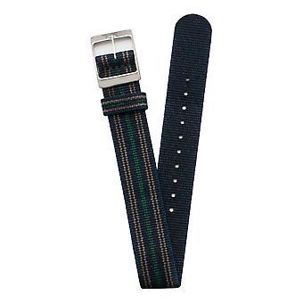 Horlogeband Timex BTQ6018014D (ø 18 mm)