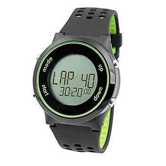 Swimovate Poolmate Swimming Water Sports Lap Counter Tracker Watch Grey