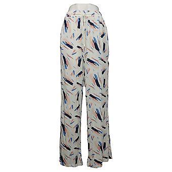 Rhonda Shear Pantalon Femme Pull-On Knit Drawstring Lounge Blanc 764774