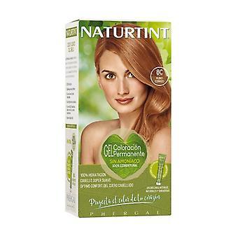 Naturtint Färgläggning med Quinoa 8C - Coppery Blonde 1 enhet