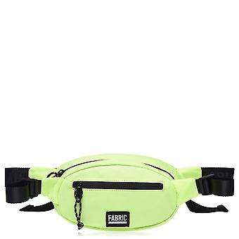 Fabric Belt Belly Bum Bag Zip Fastening Main Compartment Adjustable Waist Strap