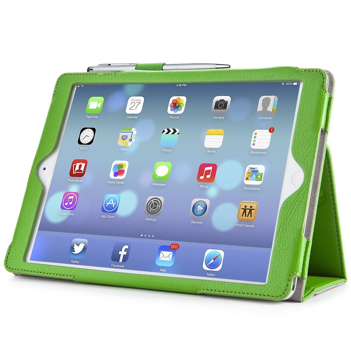360 ° roterende veske til iPad Air 2 | Fruugo NO