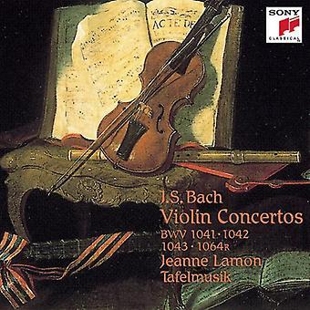 JS バッハ - バッハ: ヴァイオリン協奏曲集 [CD] USA 輸入
