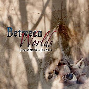 Deborah Martin & Erik Wollo - Between Worlds [CD] USA import