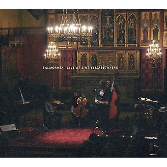 Balmorhea - Live at Sint-Elisabethkerk [CD] USA import