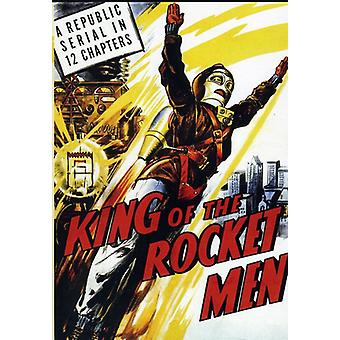 King of the Rocket Men [DVD] USA import