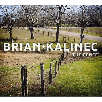 Brian Kalinec - Fence [CD] USA import