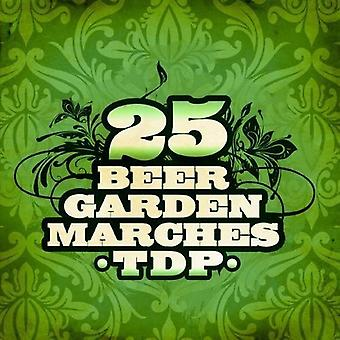 TDP - 25 Bier Garten Favoriten [CD] USA import