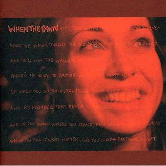Fiona Apple - When the Pawn [CD] USA import