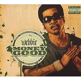 Webbie - Money Good [CD] USA import