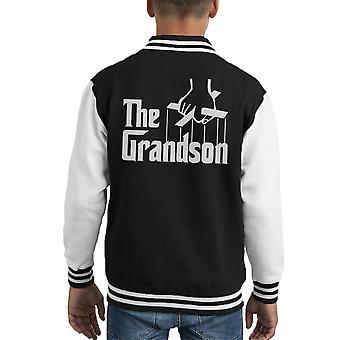 The Godfather The Grandson Kid's Varsity Jacket