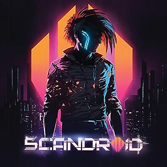 Scandroid - Scandroid [CD] USA import