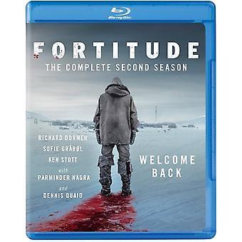 Rohkeus: Season 2 [Blu-ray] Yhdysvallat tuoda
