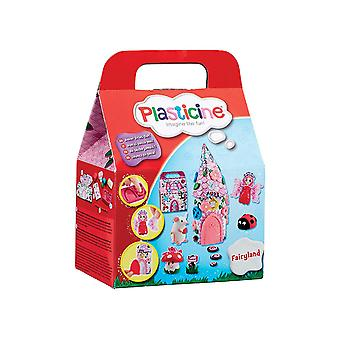 Plasticine Fairyland Playset