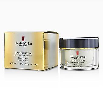Elizabeth Arden feilfri Future drevet av Ceramide Night Cream-50 ml/1.7 oz