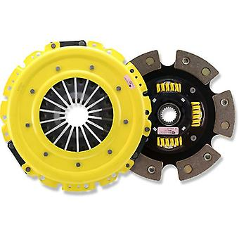 ACT MB3-XTG6 XT Pressure Plate with Race Sprung 6-Pad Clutch Disc