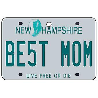 New Hampshire - beste moeder kenteken auto luchtverfrisser