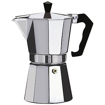 Kabalo 150ml (2-cup) Espresso Stove Top Coffee Maker - Continental Moka Percolator Pot Aluminium