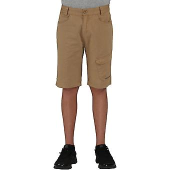 Dare 2b Boys Hyperactive 100% Cotton Knee Length Zip Fly Casual Shorts