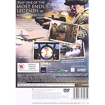 Call of Duty 2 The Big Red One (PS2) - Neu
