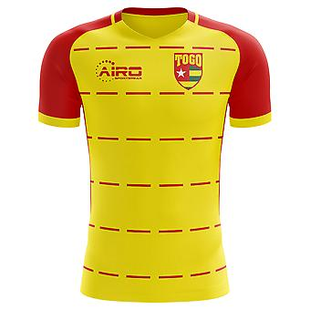 2020-2021 Togo Home Concept Football Shirt - Womens