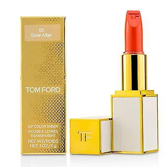 Tom Ford Ultra ricos labio Color - asunto Solar # 05 - 3g/0.1oz
