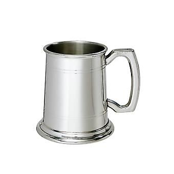 Half Pint Standard Double Lined Pewter Tankard