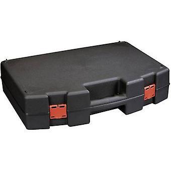 Alutec 56640 Caja de herramientas (vacío) Plástico Negro, Rojo