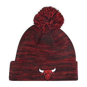 New era kids winter Hat Beanie - MARL Chicago Bulls