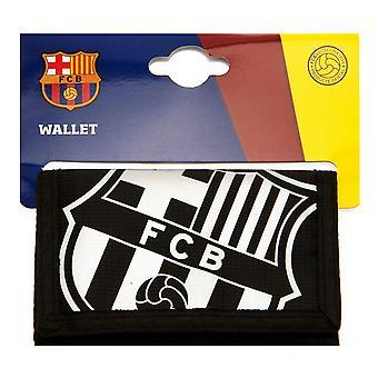 محفظة نادي برشلونة رد فعل