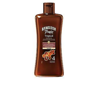 1 Coconut Tropical Tanning Oil Spf4 200 Ml Unisex