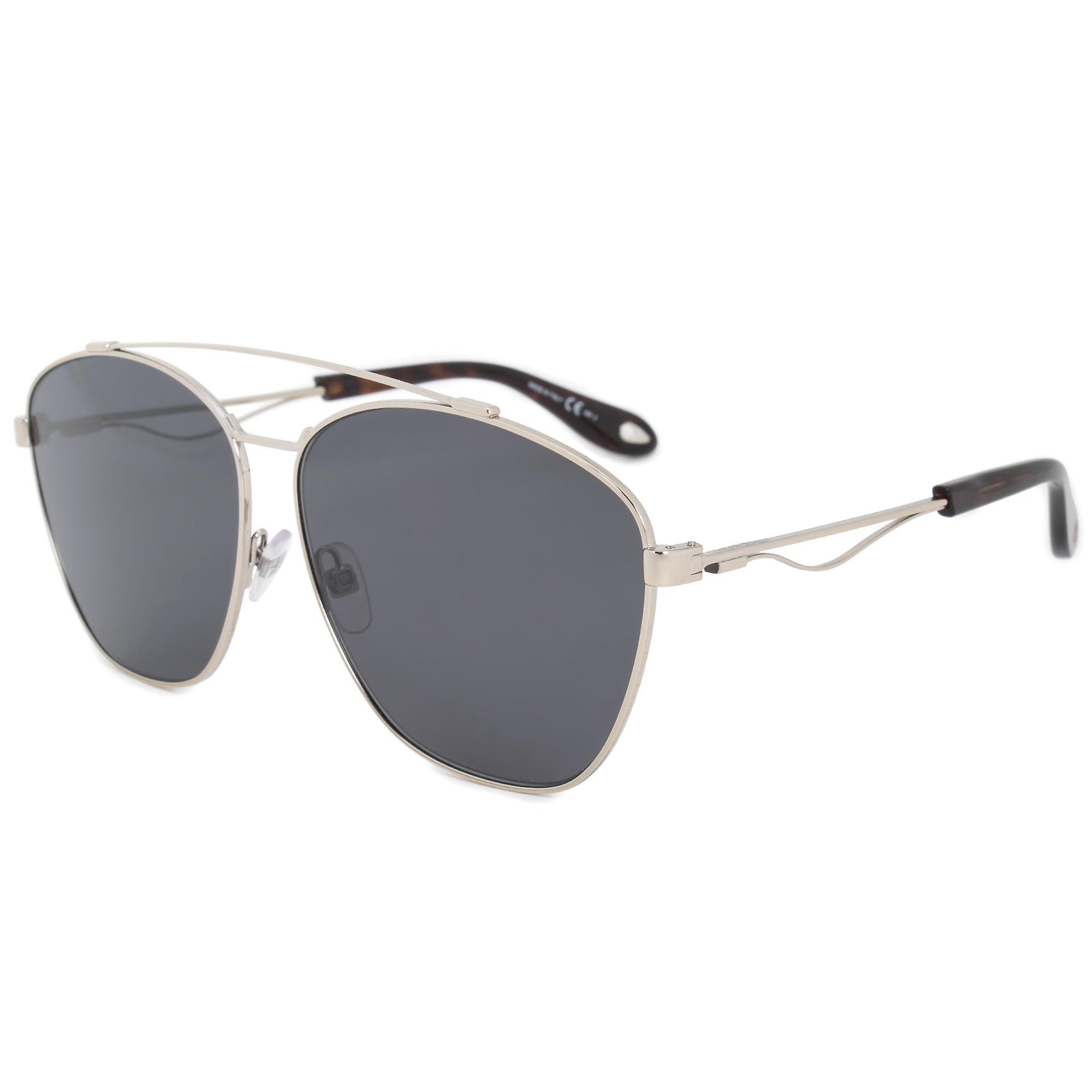 Givenchy Aviator Sunglasses GV7049/S 3YG/IR 65