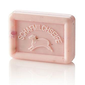Rose-throwing to Ovis sheep milk SOAP rose lavender with sweet 100 g