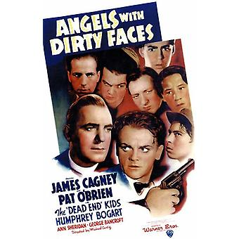 Angels with Dirty Faces filmposter (11 x 17)