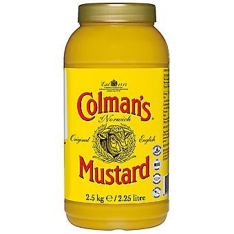 Colmans オリジナル英語マスタード