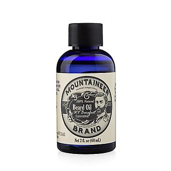 Fjellklatrer fire Barefoot Beard Oil 60ml